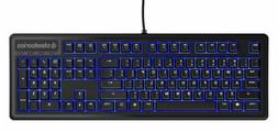 apex 100 gaming keyboard tactile and silent