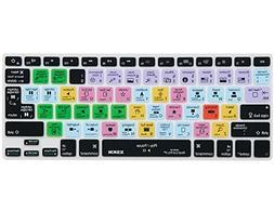 XSKN Apple Final Cut Pro X 10 Shortcut Design Silicone Keybo