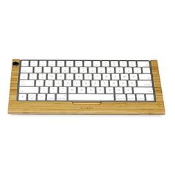 Esimen Stand for Apple Magic Keyboard, Wooden Bracket Dock H