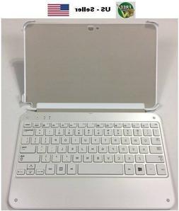 """Samsung ATIV Tab 3 Bluetooth Keyboard Case Tablet 10.1"""" Slim"""