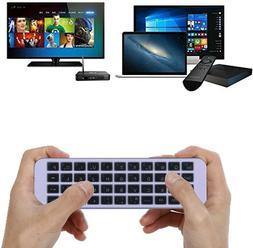 iPazzPort Backlit Bluetooth Mini Wireless Keyboard with Touc