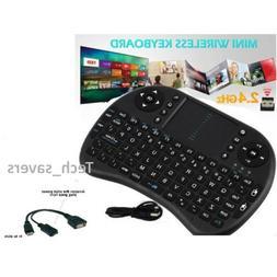 Backlit Mini Wireless Keyboard Mouse for Amazon FIRE Stick p