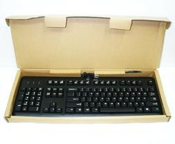 HP black keyboard Model / Part # 672647-003, KU-1156,  SK-20