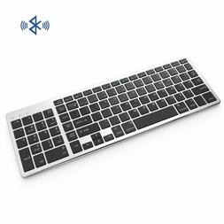 Bluetooth Keyboard Vive Comb Rechargeable Portable BT Wirele