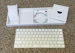 Apple Bluetooth Magic Keyboard A1644 and Magic Mouse 2 A1657