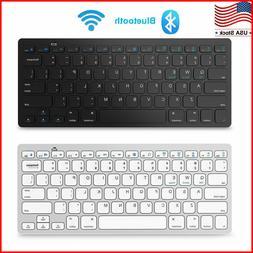 Bluetooth Wireless Keyboard Ultra Slim For Macs Windows Appl