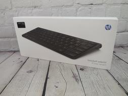 HP Bluetooth Wireless Keyboard for Touchpad FB344AA#AC3 New