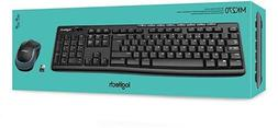 Brand New Logitech MK270 Wireless Combo Keyboard and Mouse C