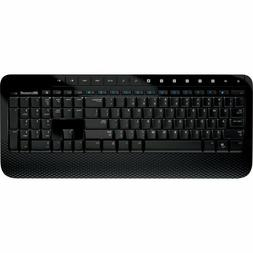 """Brand New Sealed"" Microsoft Wireless Keyboard 2000 - Black"