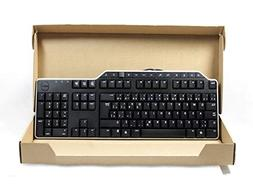 Dell Business Multimedia Keyboard - KB522 - Cable Connectivi