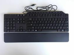 Dell Business Multimedia  Wired USB Keyboard KB522 Ergonomic