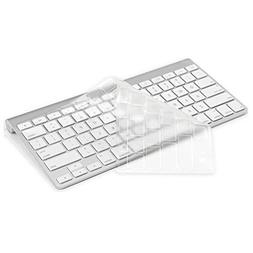 Clear Ultra Thin Silicone Keyboard Protector Guard Cover Ski