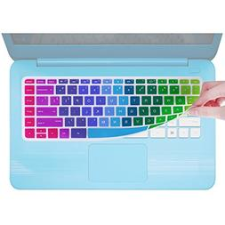 Keyboard Cover Compatible HP Stream 14 Inch Laptop /2018 201