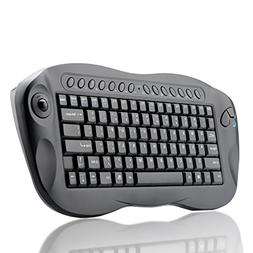 BW Computer Remote Control - Mini Wireless Keyboard with Tra