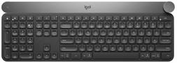 Logitech Craft Advanced Wireless Keyboard with Creative Inpu