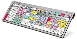 Logickeyboard Designed for Adobe Photoshop CC - PC Slim Line