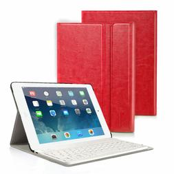 Detachable Wireless Bluetooth Keyboard With Case For iPad Pr