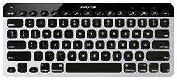 Logitech Easy‑Switch K811 Wireless Bluetooth Keyboard for