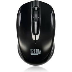 Adesso Ergonomic iMouse S50 - Wireless Optical Mouse