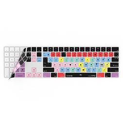 Final Cut Pro X Keyboard Cover   Fits Apple Magic Wireless K