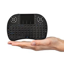 OEM  FMKRFL1-US25 H9 2.4GHz Mini Wireless Keyboard with Touc