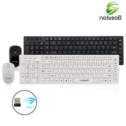 Bosston <font><b>Wireless</b></font> <font><b>Keyboard</b></