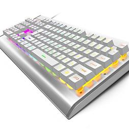 OJA Handcraft All Metal Wired Gaming Keyboard Waterproof, 10