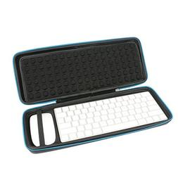 Baval Hard Case Portable Bag for Apple Magic Wireless Keyboa