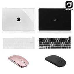 Hard Case Shell+Keyboard Cover+Wireless Mice Macbook Pro Ret
