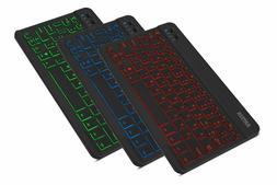 Arteck HB030B Universal Slim Portable Wireless Bluetooth 3.0