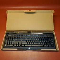 Hewlett Packard HP PC Wireless Keyboard KG-1061 with USB Rec