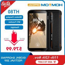 HOMTOM HT80 IP68 Waterproof Smartphone <font><b>4G</b></font