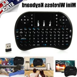 I8 Mini 2.4GHz Wireless Keyboard with Touchpad for Windows 2