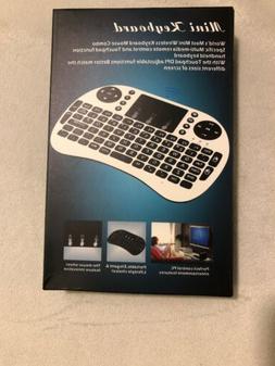 Rii i8 Mini 2.4Ghz Wireless Keyboard Touchpad For Kodi Raspb