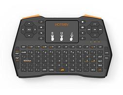 Thosdt i8plus+2.4GHz Mini Wireless Keyboard with Touchpad Mo