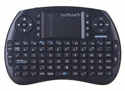iPazzPort Wireless Mini Keyboard with Touchpad for Android T