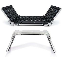 IClever Keyboard & Mice Accessories Bluetooth Keyboard, Fold
