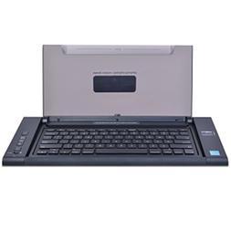 iHome IDM5B Executive Workstation Bluetooth Wireless Keyboar