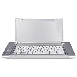 iHome IDM5S Executive Workstation Bluetooth Wireless Keyboar