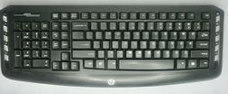 Incomplete HP Wireless Classic Desktop Keyboard LV290AA#ABA