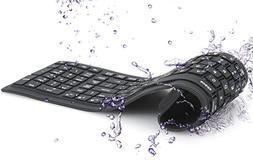 Generic IP67 Bluetooth Wireless Keyboard - Supports PC, Mac,