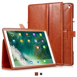 "KAVAJ iPad Pro 12.9"" Case Leather Cover London for Apple iPa"