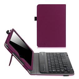 Fintie iPad mini 1/2/3 Keyboard Case - Premium PU Leather Fo