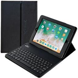 iPad Pro 10.5 Bluetooth Keyboard Case Wireless Detachable Le