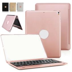 For IPAD PRO Clamshell BT Keyboard Rechargeable Wireless Key