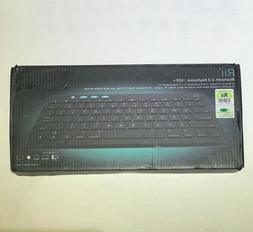 K09+ Keyboards Bluetooth Wireless Keyboard, BLE 4.0 Technolo