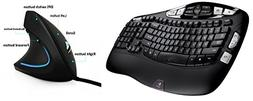 Logitech K350 2.4Ghz Wireless Keyboard | Ergy - The Ergonomi