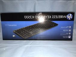 HP K3500 Wireless Keyboard | Brand New | Authentic HP | H6R5