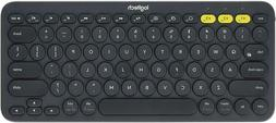 Logitech K380 Multi-Device Ultra Thin Wireless Bluetooth Key