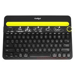 Logitech K480 Wireless Keyboard Universal Multi Device Bluet